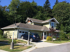 Three bedroom two bath home in Sechelt