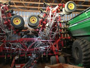 Bourgault 3310 and 6450