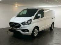 2020 Ford Transit Custom 280 SWB 2.0 Tdci Limited 130PS Van Diesel Manual