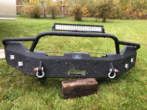 HammerHead bumper with led lights