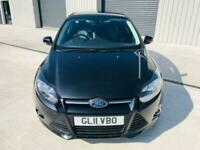 2011 Ford Focus 1.6 ZETEC 5d 104 BHP Hatchback Petrol Manual