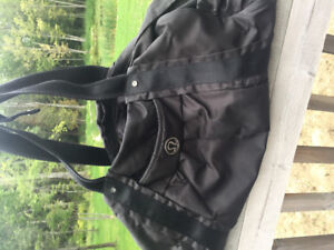 Lululemon gym bag/duffel