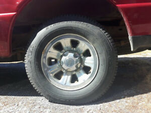Ford Ranger - 15 inch Chrome Rim