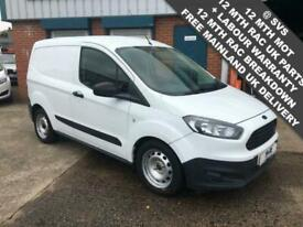 2018 FORD TRANSIT COURIER 1.5 * EURO 6 * AIR CON VERY CLEN ECONOMICAL VAN