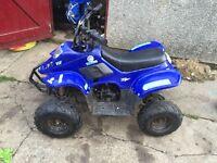 Kids 110 automatic quad