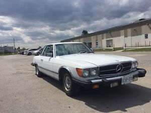 I have 2 identical Mercedes Benz Classic - RARE 450 SLC - 1976