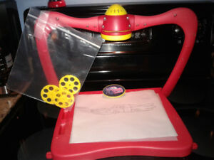 Disney Car Tracing Table