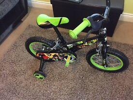 Kids Ben ten bike