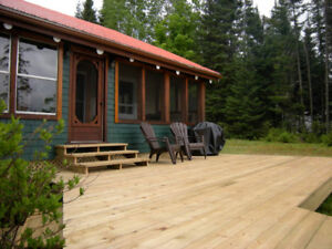 Tremblant EASTER weekend - 3 bdrm waterfront cottage available