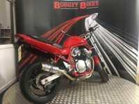 1998 S SUZUKI BANDIT 600 GSF 600 W