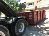 BIN RENTAL service low flat rates no hidden dump fees