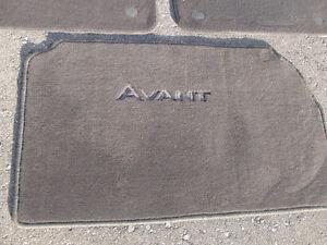 Audi A6 C5 Avant Floor mats