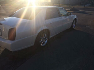 2003 Cadillac DTS limited presidential