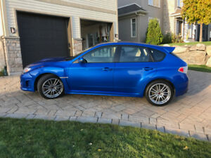 Subaru WRX STI 2012, excellente condition, 87 200 km, mag d'été
