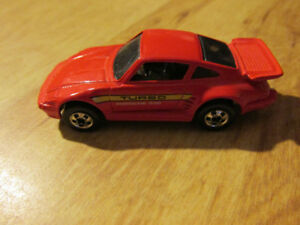 Mattel HOT WHEELS Vintage Porsche 930 Turbo Toy Car Cast Metal