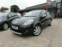 2010 RENAULT CLIO 1.2 TCE 20TH ANNIVERSARY BLACK - CLIMATE CONTROL - SAT NAV