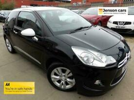 image for 2013 13 CITROEN DS3 1.6 E-HDI DSTYLE 3D 90 BHP DIESEL