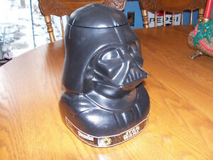 Vintage Candy Store Darth Vader Bazooka Bubble Gum Container