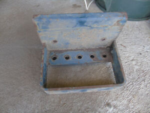 TRACTOR BUMPER FRONT