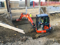 Excavation, Backfilling, & Trenching