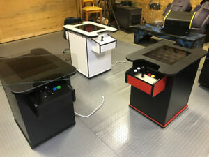 60-1 Multigame Arcade Cocktail Tables