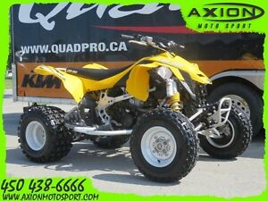 2008 Can-Am DS 450 27$/SEMAINE