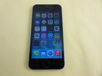 Near Mint Apple iPhone 5S Space Gray Color 16GB for Sprint