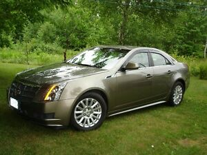 2011 Cadillac CTS Berline