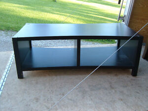 price reduced All Black contemporary Coffee Table