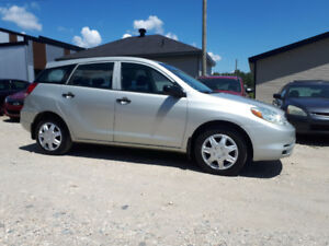 TOYOTA MATRIX 2004 1500$