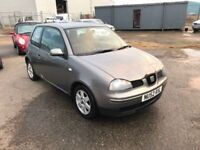 Seat Arosa S 1.0 Only 68,000 Miles, 7 service Stamps, Alloys, 12 Month Mot, 3 Month Warranty