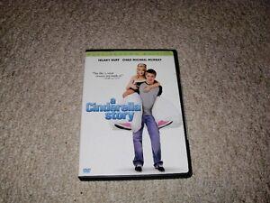 A CINDERELLA STORY 1 & 2 DVDS SET FOR SALE!