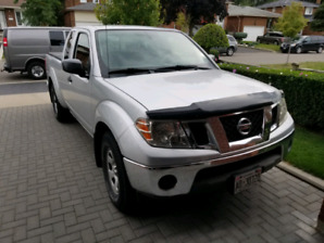 2012 Nissan frontier 2 wheel drive 88000kms