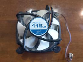 ARCTIC Alpine 11 CPU cooler
