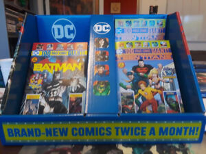 DC 100 Page Giant Comic Book   Walmart(USA) Exclusives
