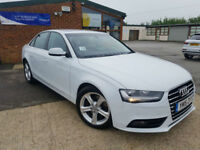 20015 Audi A4 2.0TDI ultra ( 163ps ) SE Technik MANUAL DIESEL WHITE NEW SERVICE