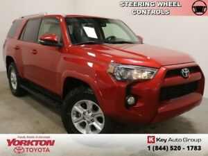 2014 Toyota 4Runner SR5  Leather - Heated Seats