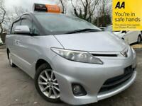 2009 Toyota Estima 2.4 Petrol Automatic 8 Seats 2 Keys MPV MPV Petrol Automatic