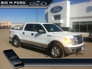 2010 Ford F-150 XLT  - local - trade-in - $141.50 B/W