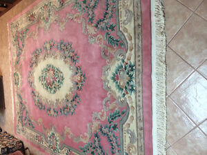 Two High quality chinese rugs 9X13