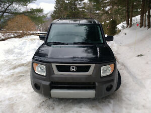 2004 Honda Element AWD VUS