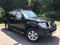 2008 Nissan Navara 2.5 dCi Long Way Down Expedition Double Cab Pickup 4dr P(...)