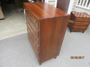 Dresser and Bed Side Table