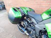 KAWASAKI Z1000SX PERFORMANCE TOURER MOTORCYCLE