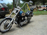 Nice ride 1990 Softail