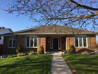 Spacious Walkout Bungalow House for Sale