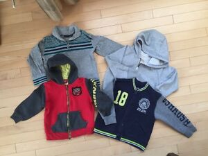Boy's jacket & Sweater Toddler 3 (for 3 year old)