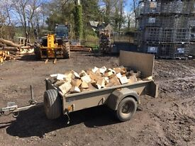 Hardwood Logs Firewood