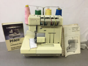 PFAF Hobbylock 794 Serger Sewing Machine