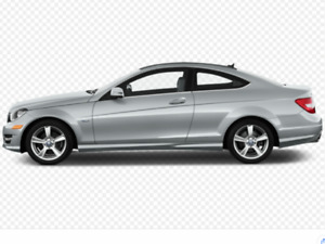 2014 Mercedes Benz C350 4matic **Coupe**